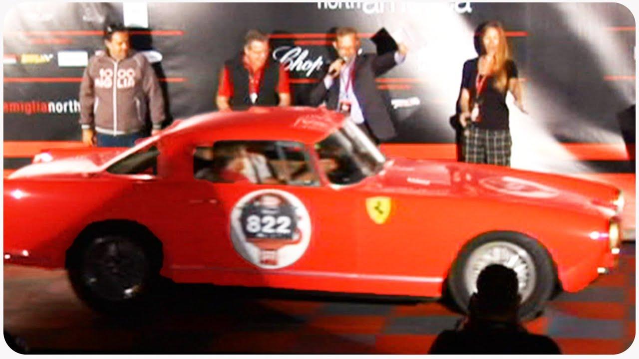 Ferrari Takes Down People Throwback Thursday YouTube - Car show carpet