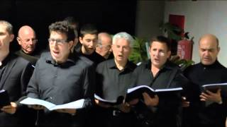 Coro de amigos do CMUS no Concerto Solidario 2013