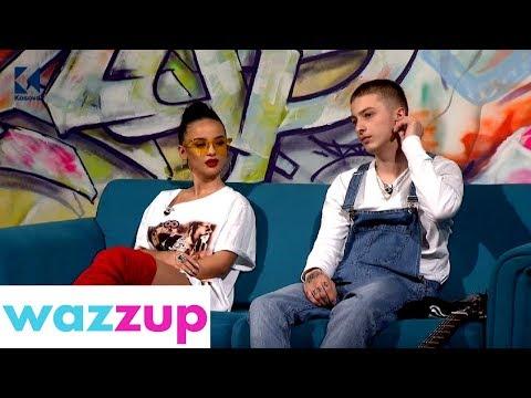 Rina ft. Fero - Ska Konkurence [PREMIERE] | WAZZUP Intervista