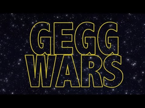 "Download ""GEGG WARS"" - Episode I   GEGGHEAD"