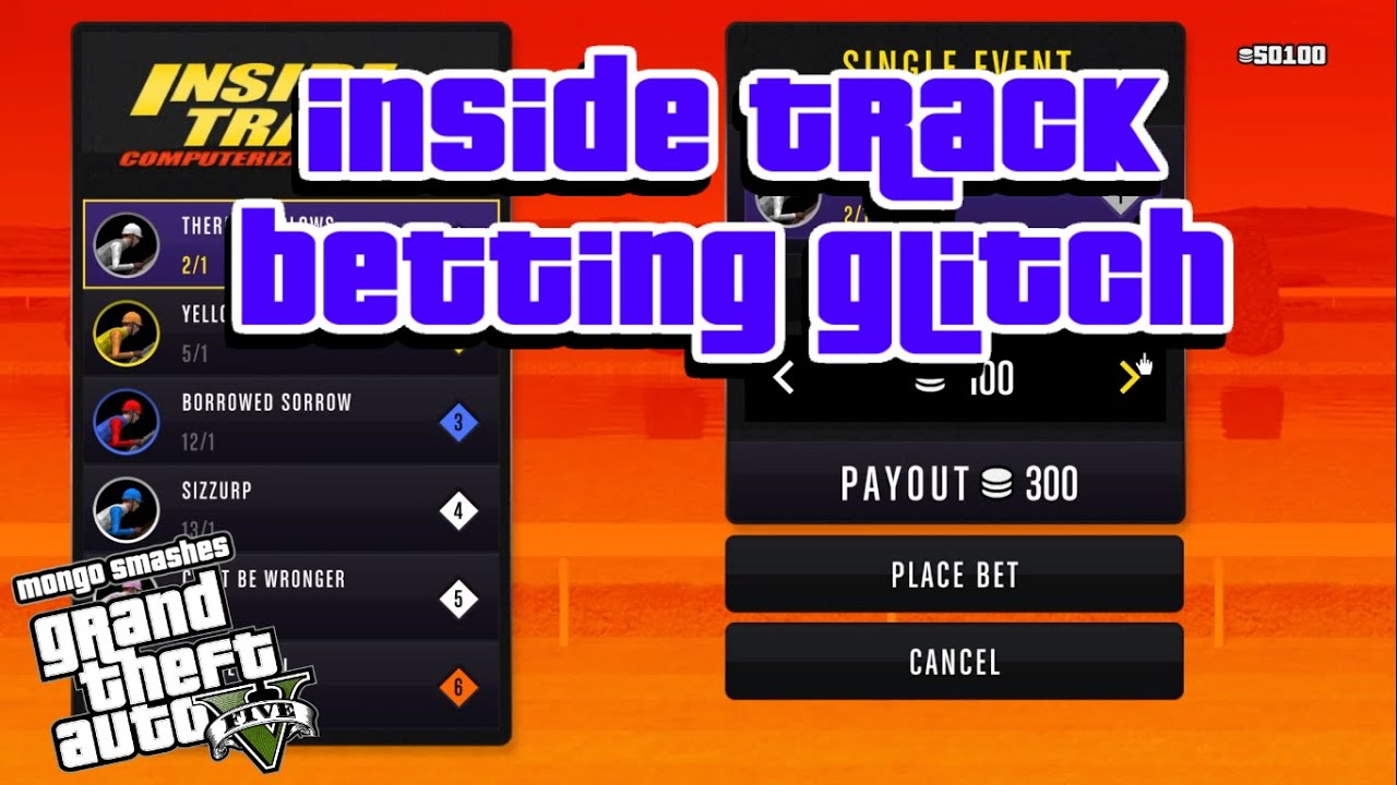 Inside track betting trick binary options auto trader software