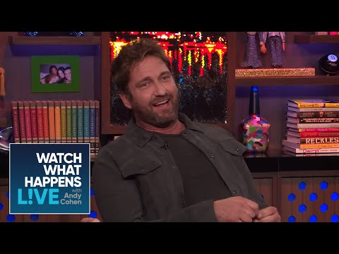 Gerard Butler Had Sex Where!?  WWHL