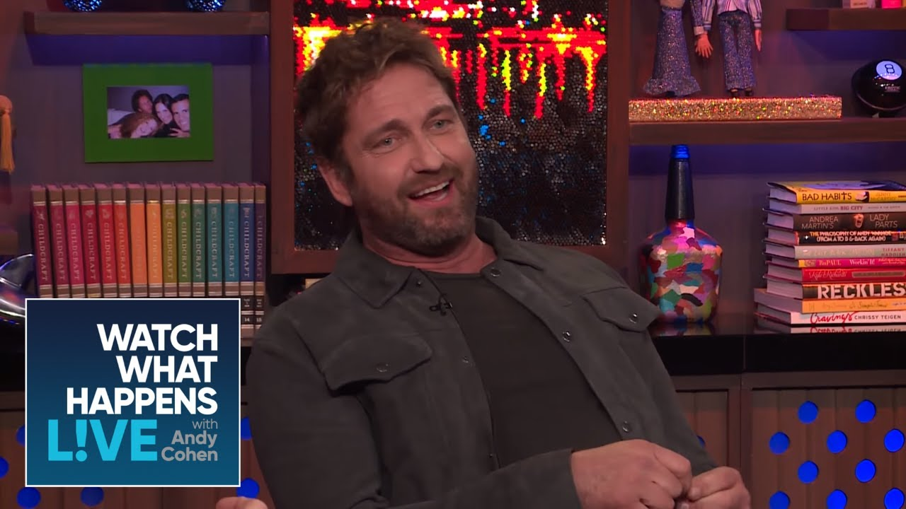 I had sex with gerard butler