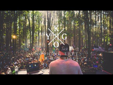 Kygo - Nothing Left feat. Will Heard 1.25x tempo version