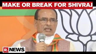 MP Bypolls : BJP & Congress Locked In Close Fight For 28 Assembly Seats