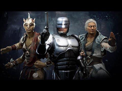 Mortal Kombat 11 Aftermath - Русский трейлер (Субтитры, Игра, 2020)