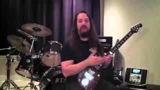 BOSS eBand JS-10 John Petrucci Demo