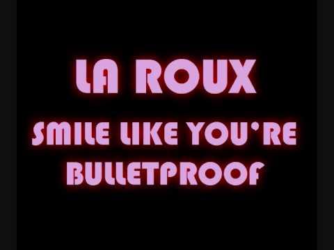 La Roux - Smile Like You're Bulletproof (The Killers Mash)