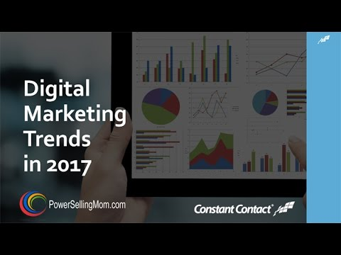 Digital Marketing Trends in 2017 For small businesses and non profits