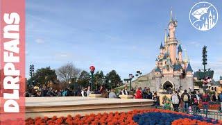 Shopping in Main Street USA Spring 2019 at Disneyland Paris