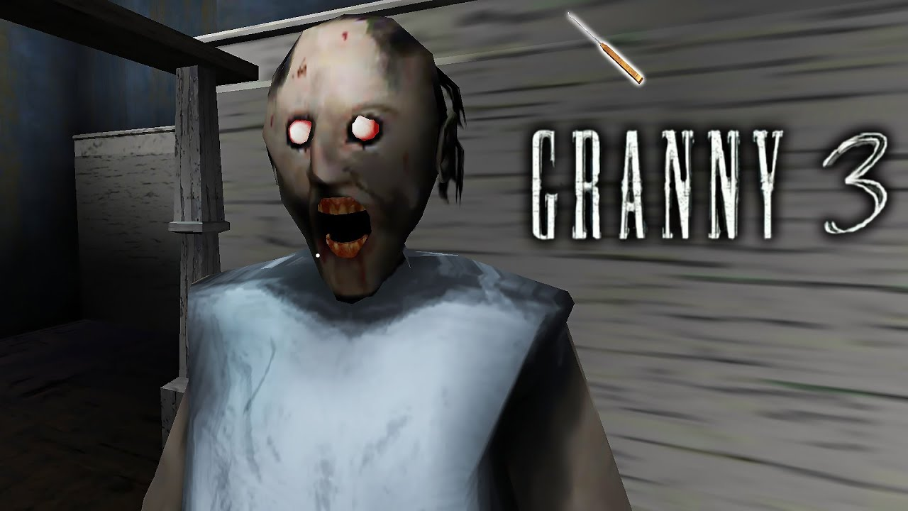 Granny 3 Full Gameplay