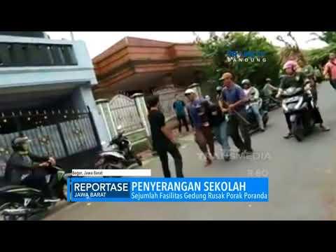 Balas Dendam, Puluhan Pelajar Menyerang Sekolah SMK Yapis Bogor