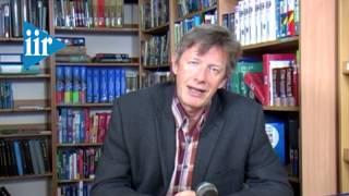 Professor Patrick Bond on global economy and ecology