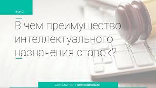 Автоматизация в Google Ads