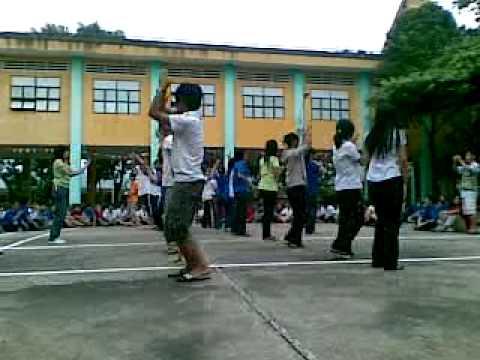 Trường Đoàn Lý Tự Trọng thi thể dục đồng diễn (chi 4)