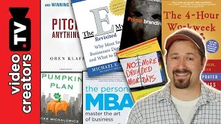 7 Books that Helped Me Grow my YouTube Business