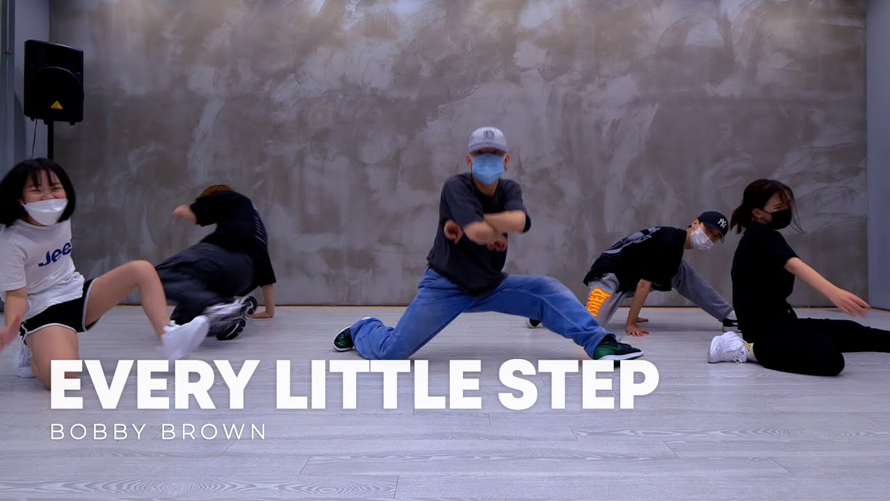 Download Bobby Brown - Every Little Step / IRO choreography