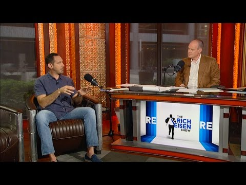 NFL Network Analyst Mark Kriegel Talks NFL, NBA & More in Studio - 6/29/16