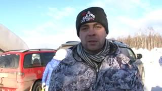 Зимний картинг Ликино-Дулево