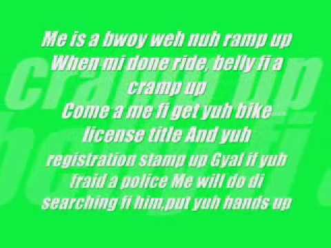 Blak ryno – Bike Back Lyrics | Genius Lyrics
