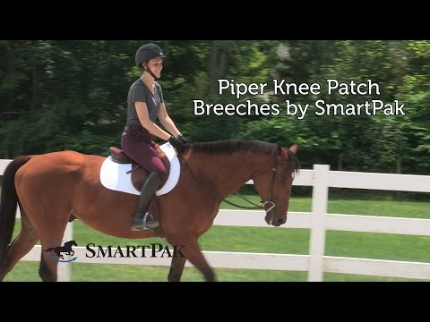 Piper Knee Patch Breeches by SmartPak Review