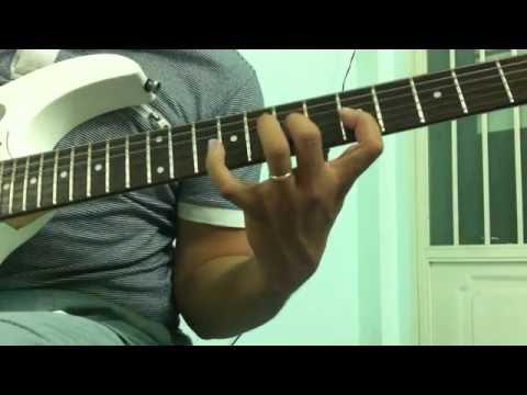 Guitar điện - Kỹ thuật Legato theo phong cách Joe Satriani, Steve Vai và Richie Kotzen