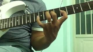 Bài tập Legato theo kiểu Joe Satriani, Steve Vai, Richie Kotzen | học guitar online HocDanGhiTa.Net