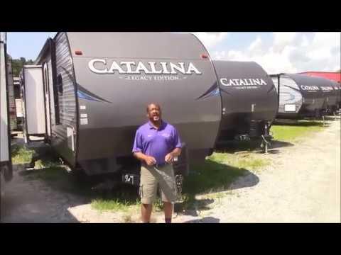 new-2018-coachmen-rv-catalina-legacy-293rlds-with-george-laramore