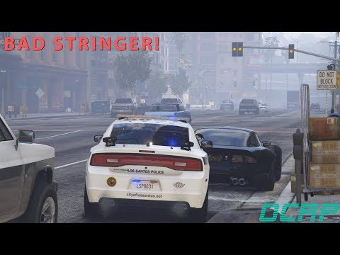 NOT RICH ANYMORE! (Stringer) OCRP #153 | GTA V Roleplay!
