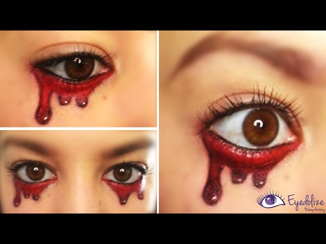 14 Easy Halloween Costumes Using Makeup And Not Much Else Huffpost