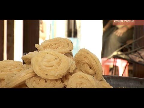Sutralam Suvaikalam - Tips for tasty and crispy Manapparai murukku at Trichy 1/3   News7 Tamil  