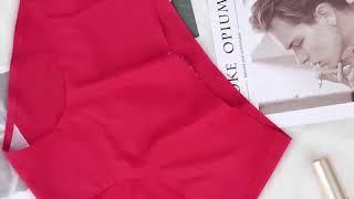 노라인 시원하고 무봉제 여성 팬티 속옷 개별포장 5장세…