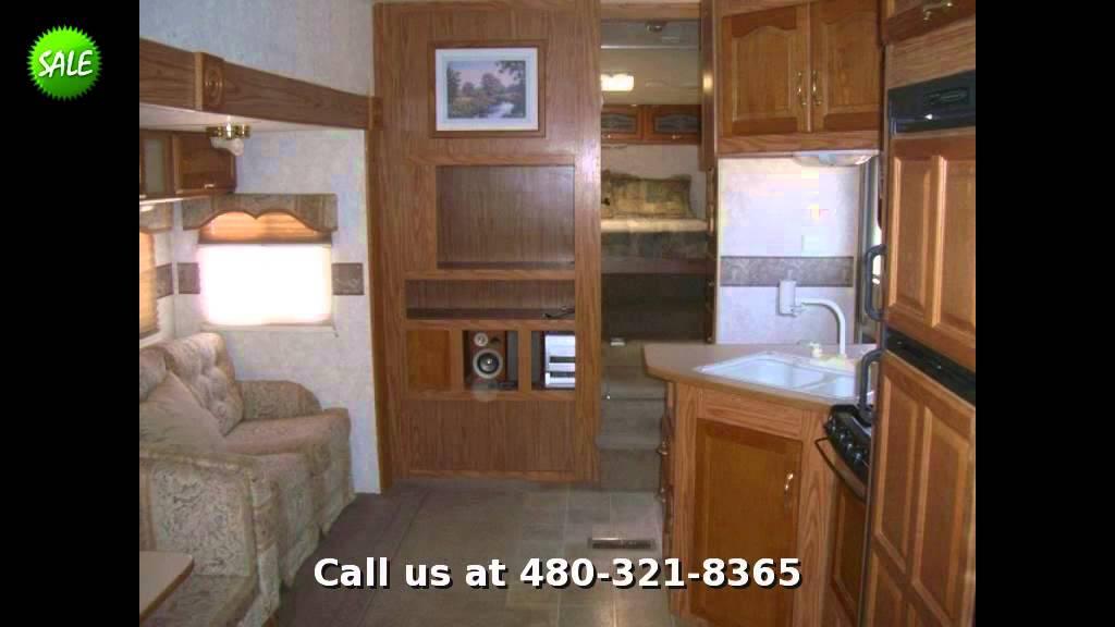 2004 Keystone Cougar 314efs Fifth
