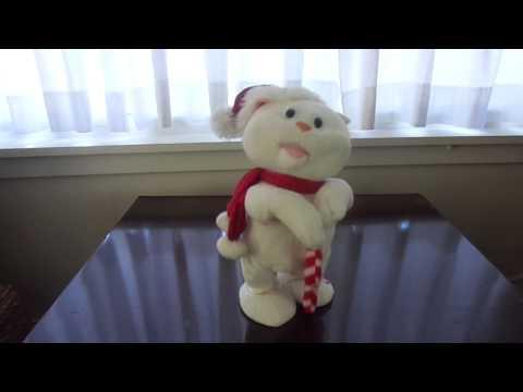 Singing & Dancing Christmas Cat