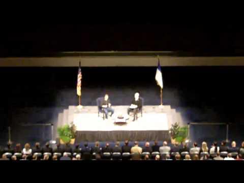 Orrin Hatch Interviews Mark Zuckerberg @ BYU Technology Forum - 3/25/2011