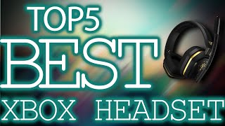 Best Headsets For Xbox One 2019 💯👌 TOP 5