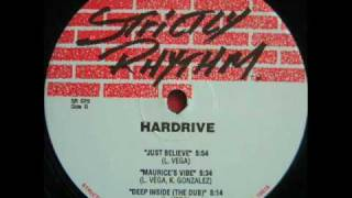 Hard Drive - Just Believe ( Little Louie Vega & Tony Humphries Extended Mix )