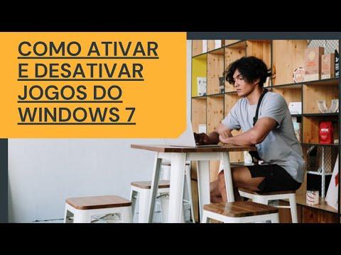 Como Ativar e Desativar os Jogos do Windows 7