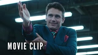The Interview Movie Clip: The Sneeze (ft. Seth Rogen & James Franco)