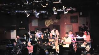 The LV Collective Big Band - Superbone Meets The Badman