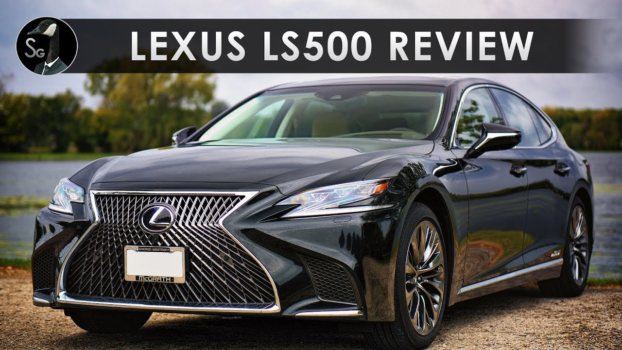 Lexus Ls 500 Review Twin Turbo Or Hybrid