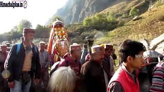 मनाली जगतसुख भनारा के देवता नाग जब मनाली की पहाड़ों पर गये तो क्या हुआ देखे