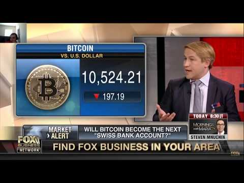 Cryptocurrency = Swiss Bank Account of the Future    Fox News - Cryptocurrency