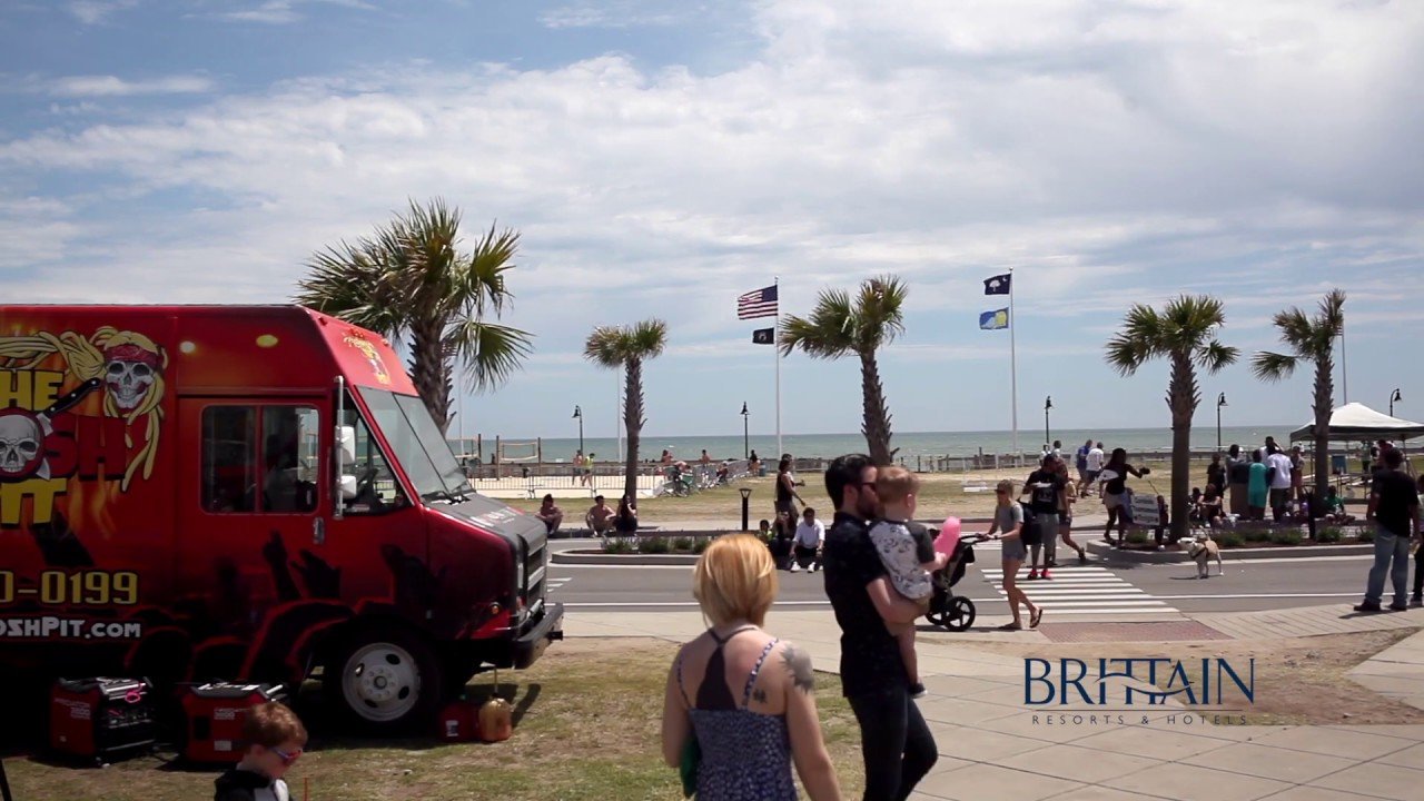 Myrtle Beach Food Truck Festival   BrittainResorts.com ...
