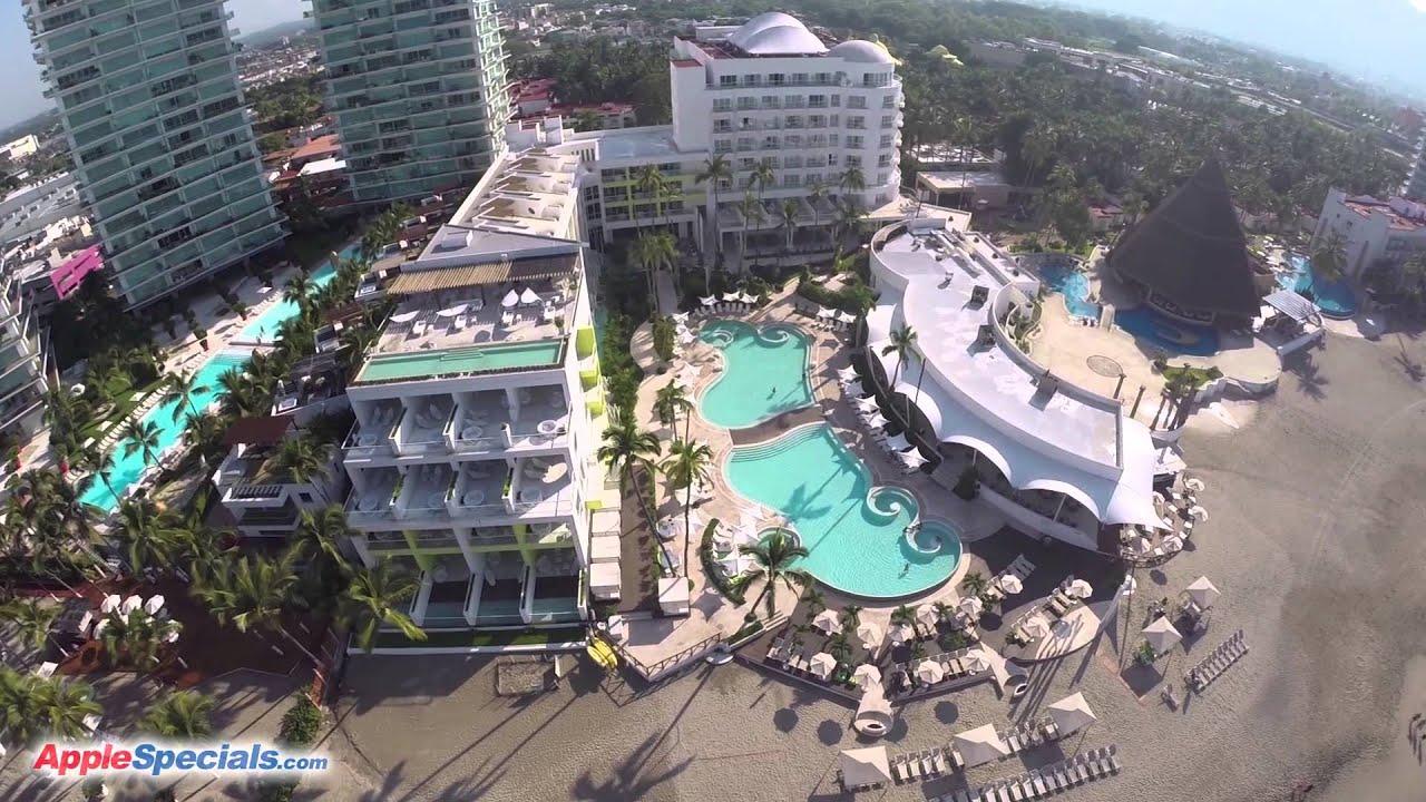 Hilton Puerto Vallarta Resort By Apple Specials Youtube