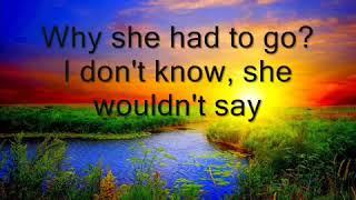 the beatles yesterday lyrics