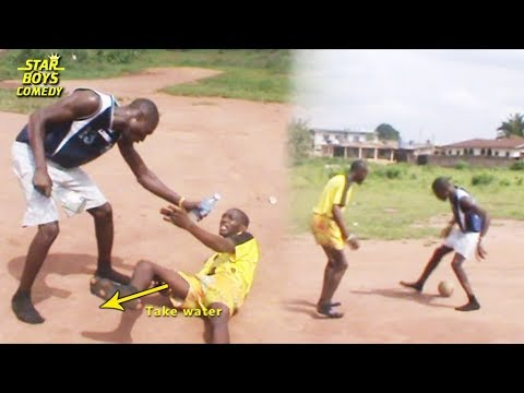 Football Challange - Action Boys Comedy 😂😂 (Must Watch New Video)