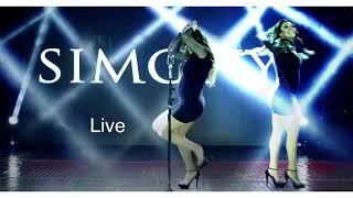 Live simony cantora dia 19/08/2020