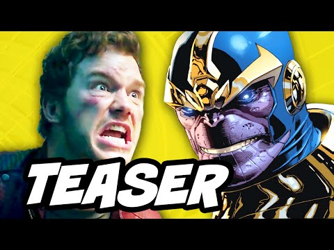 Guardians Of The Galaxy 2 Comic Con Teaser Breakdown