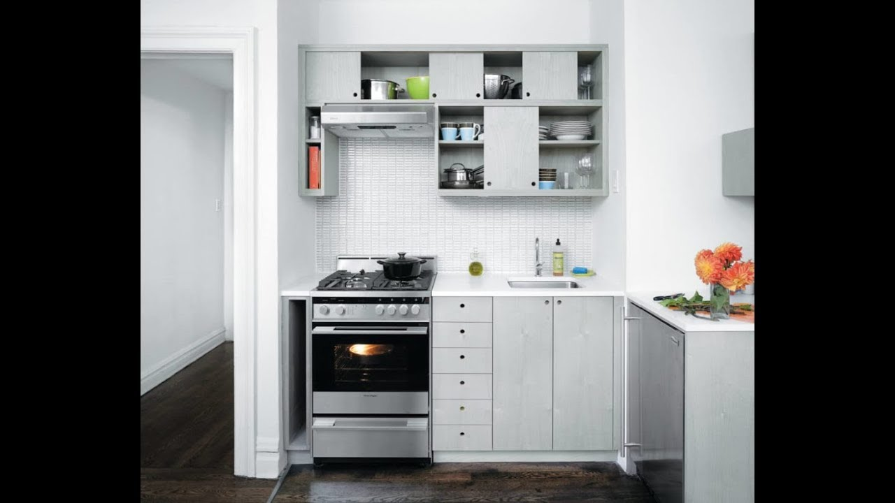 Desain Dapur Kecil Dan Rapi Youtube